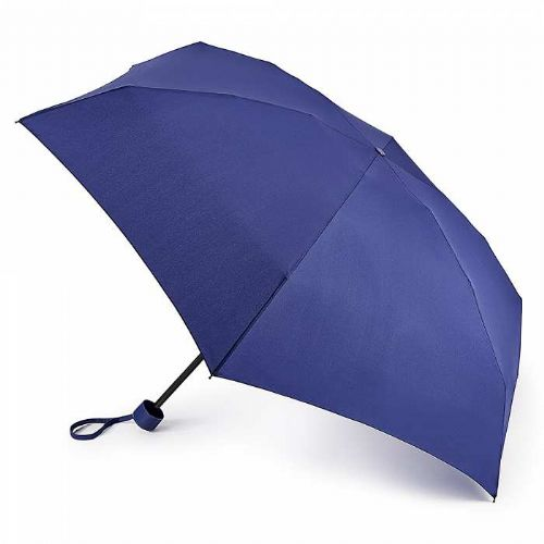 Compact Fulton Soho Umbrella - Navy